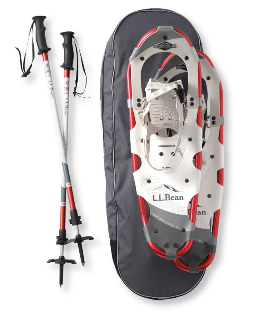 photo: L.L.Bean Women's Pathfinder Snowshoe