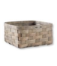 Peterboro Woven Storage Basket