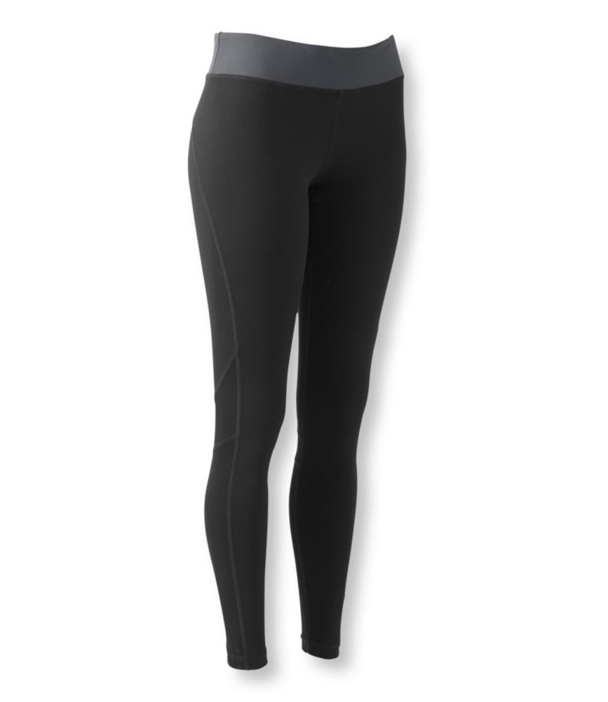 photo: L.L.Bean Powerflow Tights performance pant/tight