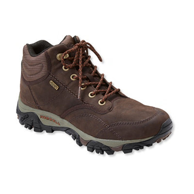 Men's Merrell Moab Rover Waterproof Boots