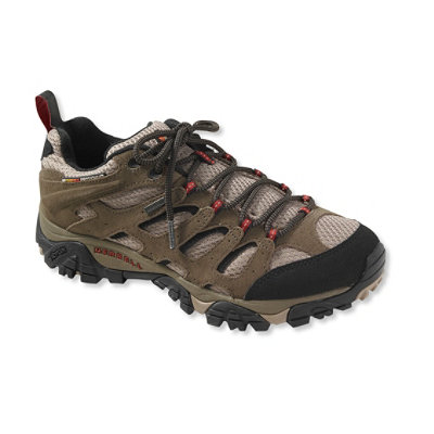 Men's Merrell Moab Waterproof Hiking Shoes