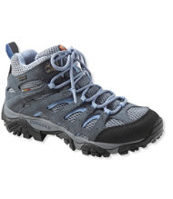 Women's Merrell Moab Waterproof Hiking Boots