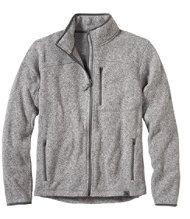 Bean's Sweater Fleece Full-Zip Jacket