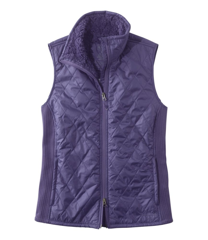 photo: L.L.Bean Fleece-Lined Fitness Vest