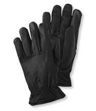 Men's Bob Allen Premier Leather Shooting Gloves, Unlined