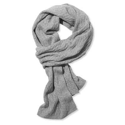 Bean's Classic Cashmere Scarf