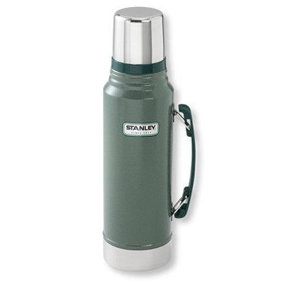 Stanley Classic Vacuum Bottle, 1-liter