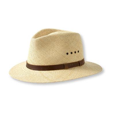 Bean's Handwoven Panama Hat