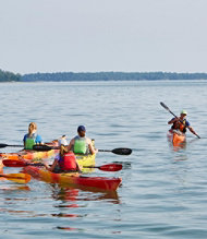 American Canoe Association Kayak Instructor Certification Course - Level 1