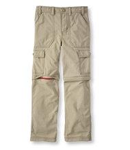 Boys' Trekking Pants