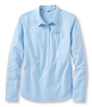 Birch Point Henley Pullover, Oxford