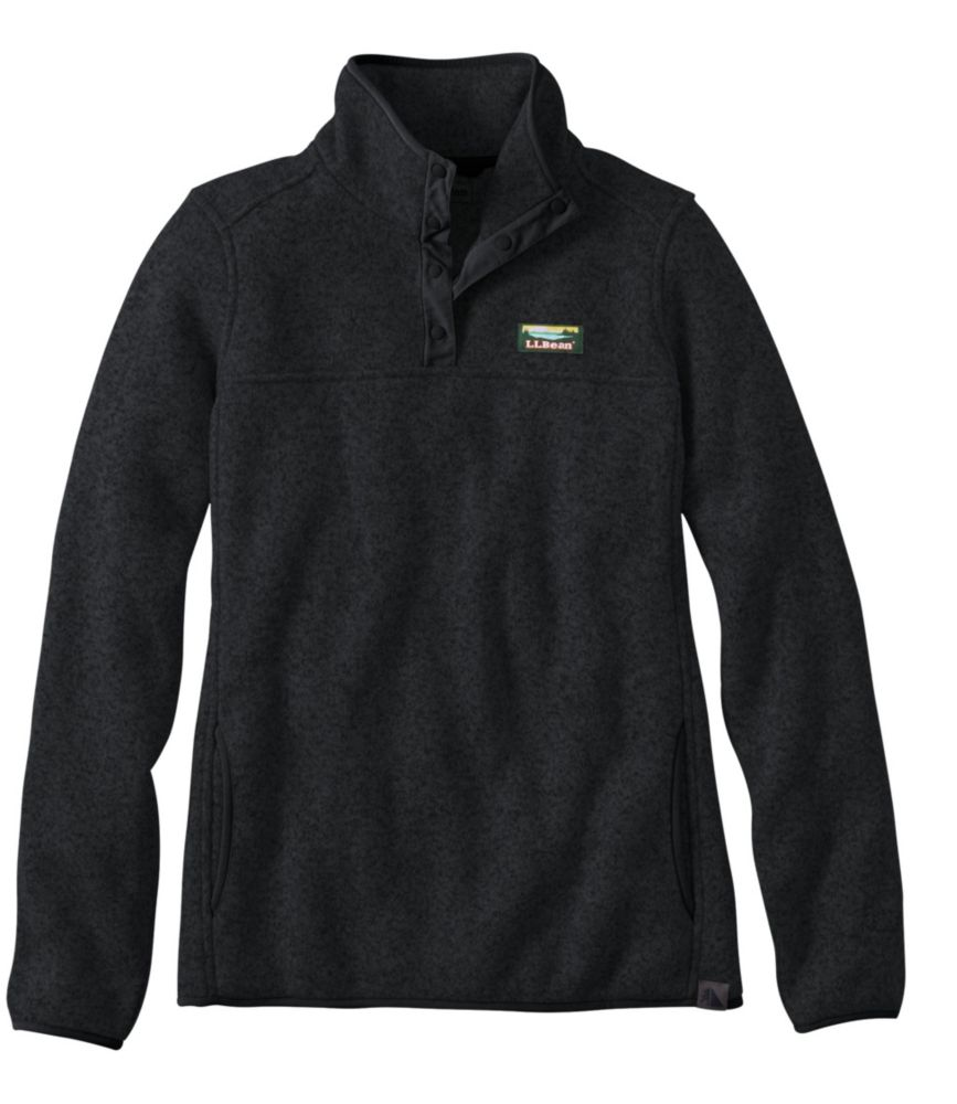 photo: L.L.Bean Women's Sweater Fleece Pullover