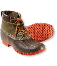 "Men's L.L.Bean Boot, 6"" Padded Collar"