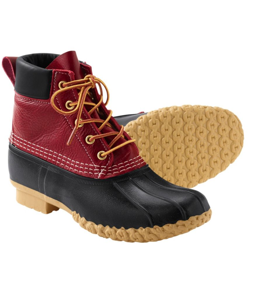 photo: L.L.Bean Women's Bean Boots, 6""