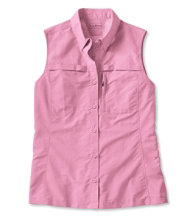 Tropicwear Shirt Sleeveless Misses' Regular