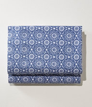 280-Thread-Count Pima Cotton Percale Sheet, Flat Print