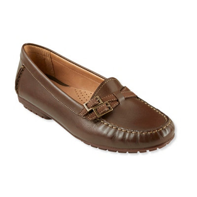Women's L.L.Bean Driving Mocs, Double-Strap