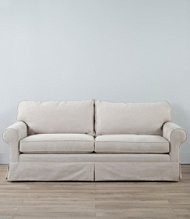 Ocean Point Sofa, Twill Weave