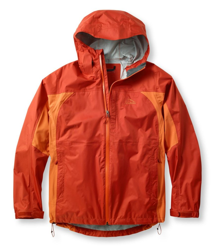 photo: L.L.Bean Men's Cloudburst Rain Jacket
