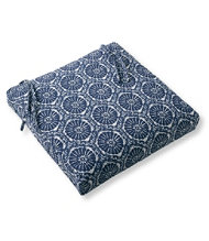 Casco Bay Universal Chair Cushions, Print