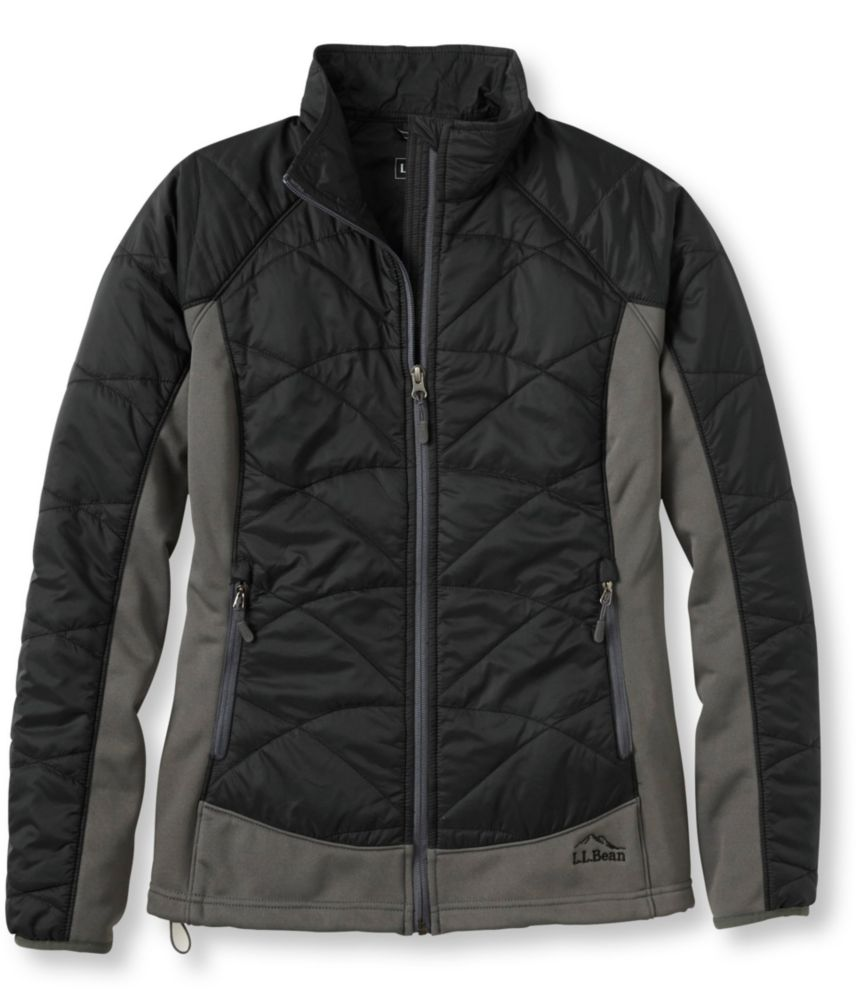 photo: L.L.Bean Women's PrimaLoft Packaway Fuse Jacket