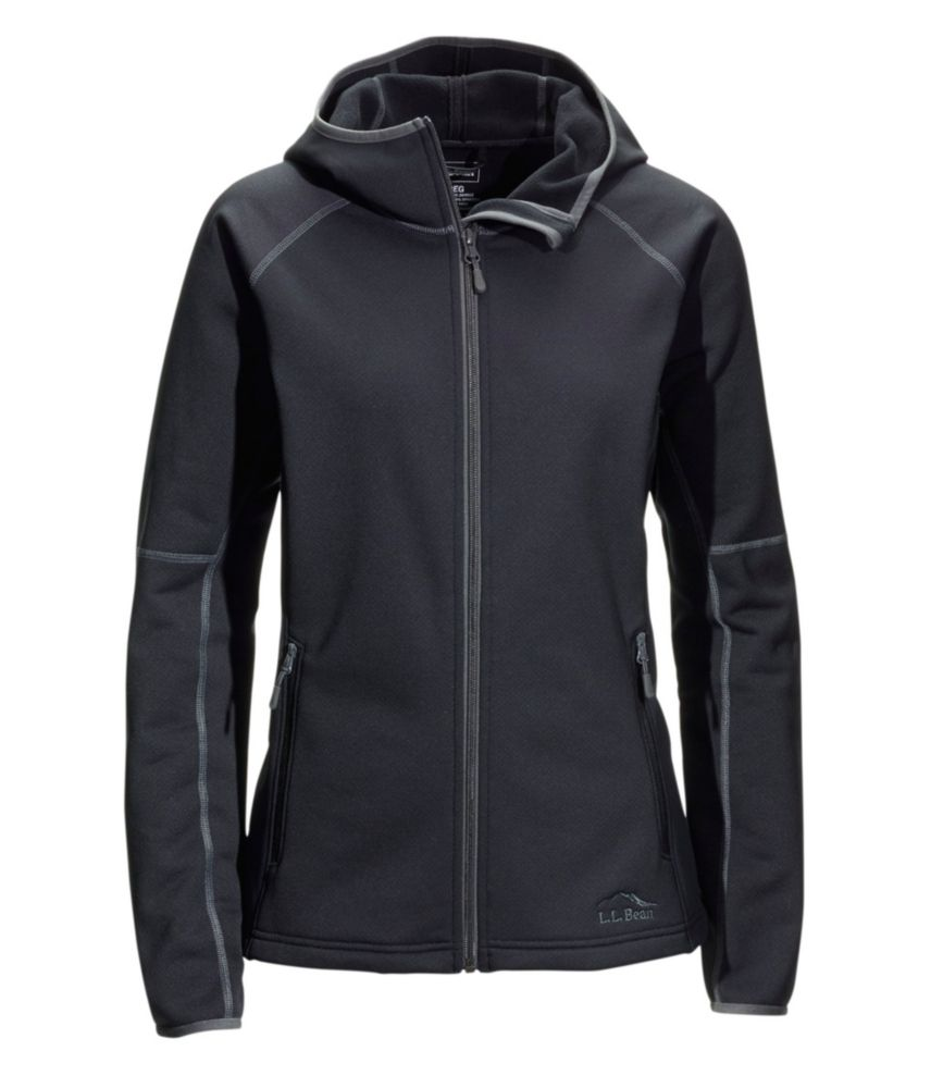 photo: L.L.Bean Women's ProStretch Fleece Jacket, Hooded