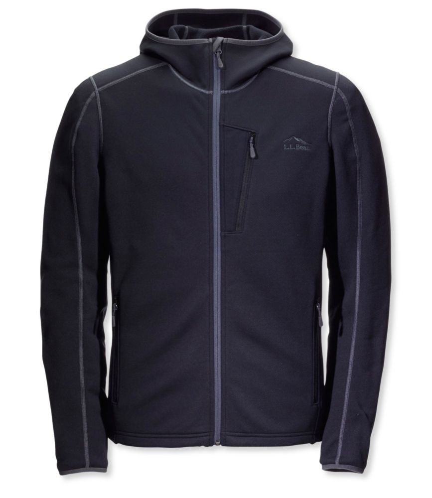 photo: L.L.Bean Men's Prostretch Fleece Jacket, Hooded