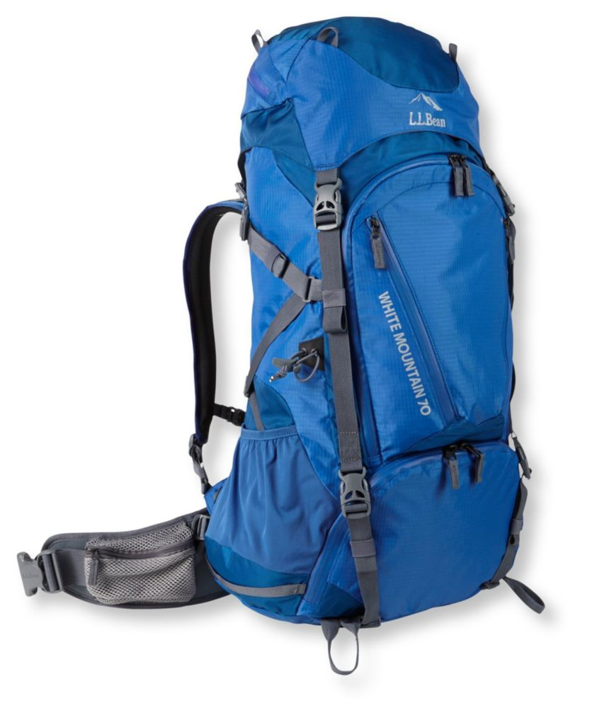 photo: L.L.Bean White Mountain Pack weekend pack (3,000 - 4,499 cu in)