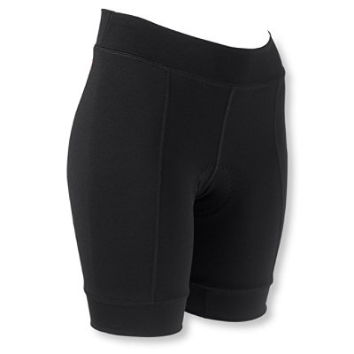 Women's Terry Actif Cycling Shorts