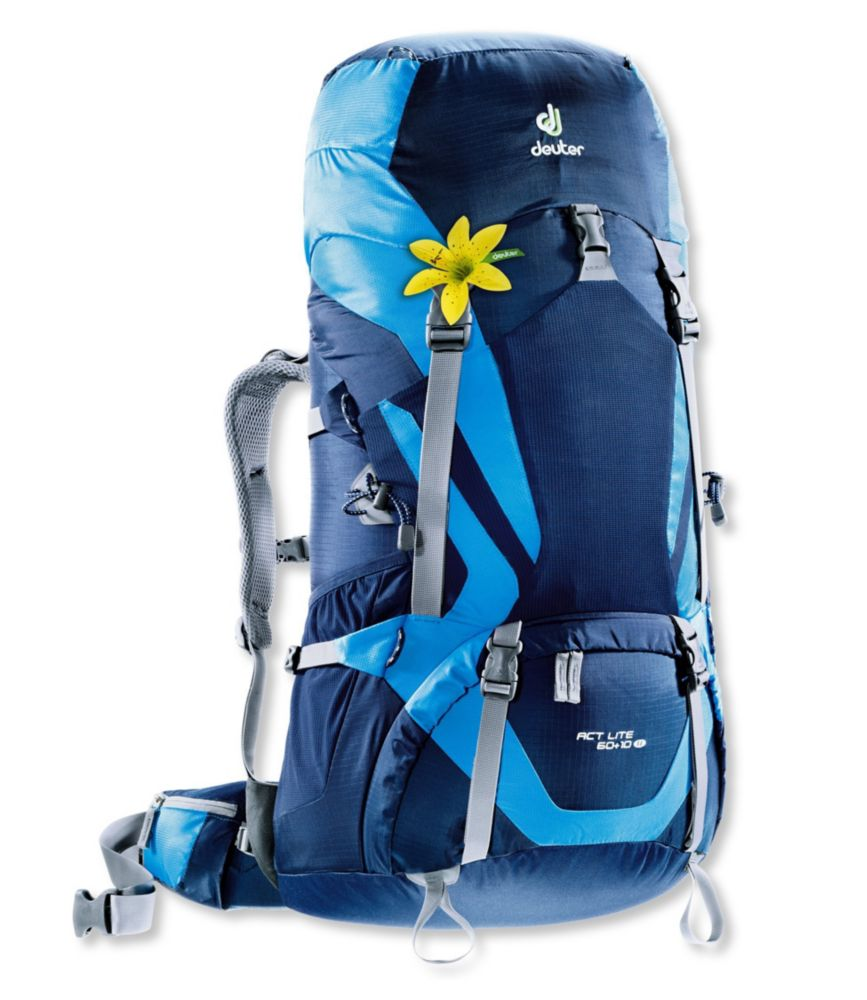 photo: Deuter ACT Lite 60+10 SL