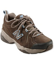Women's New Balance 608 Cross Trainers, Suede
