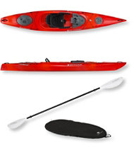 Pungo 140 Kayak Package by Wilderness Systems