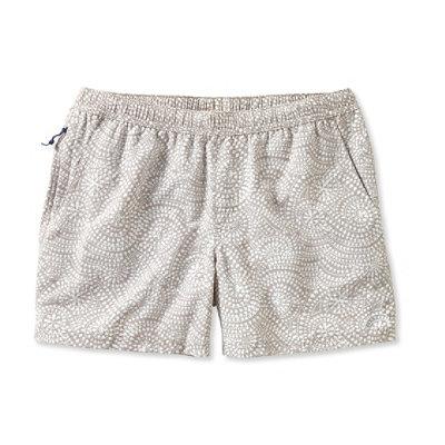 Stowaway Shorts, Geo Print