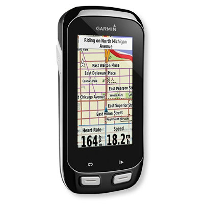 Garmin Edge 1000 Bike GPS Bundle