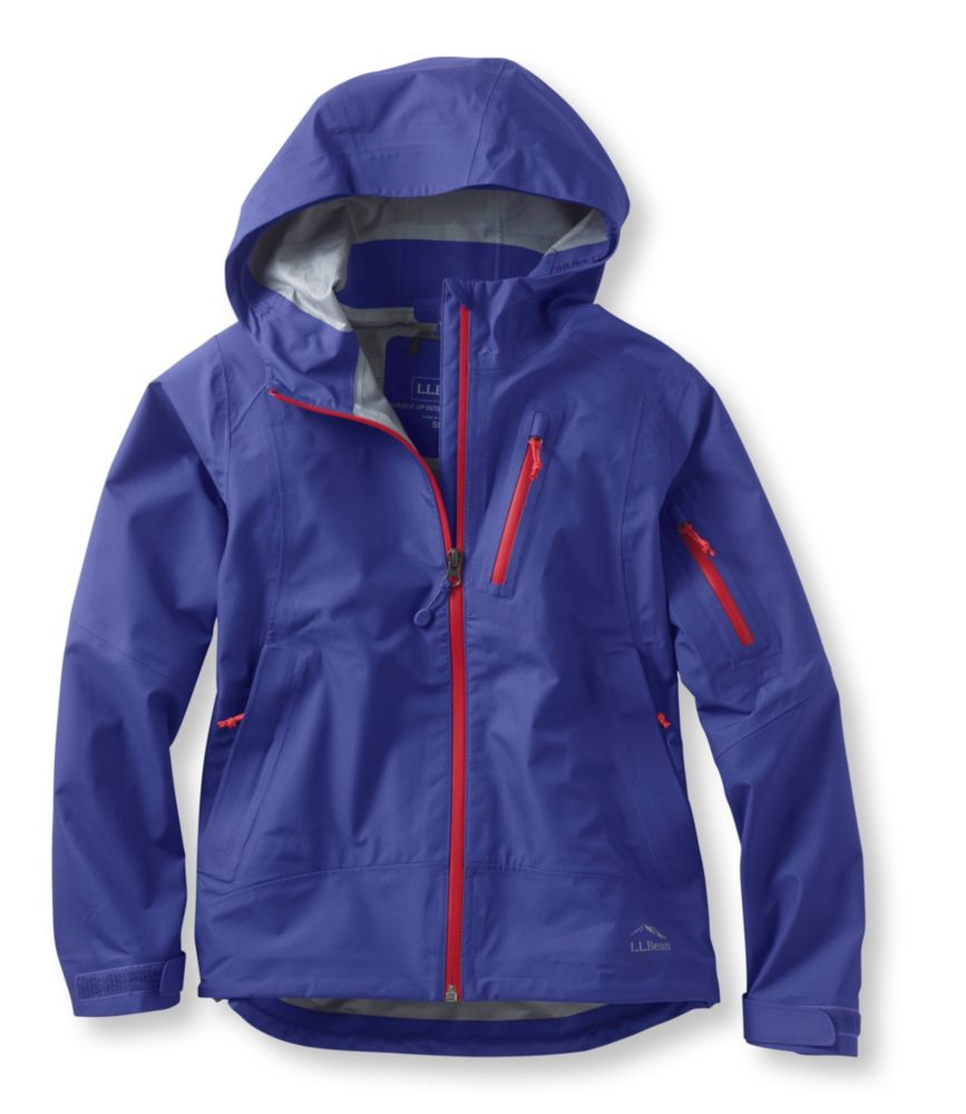 photo: L.L.Bean Girls' Pathfinder Waterproof Shell