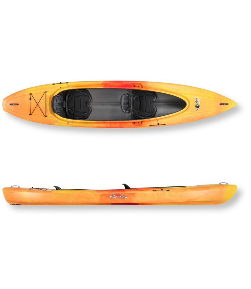 photo: Old Town Twin Heron recreational kayak