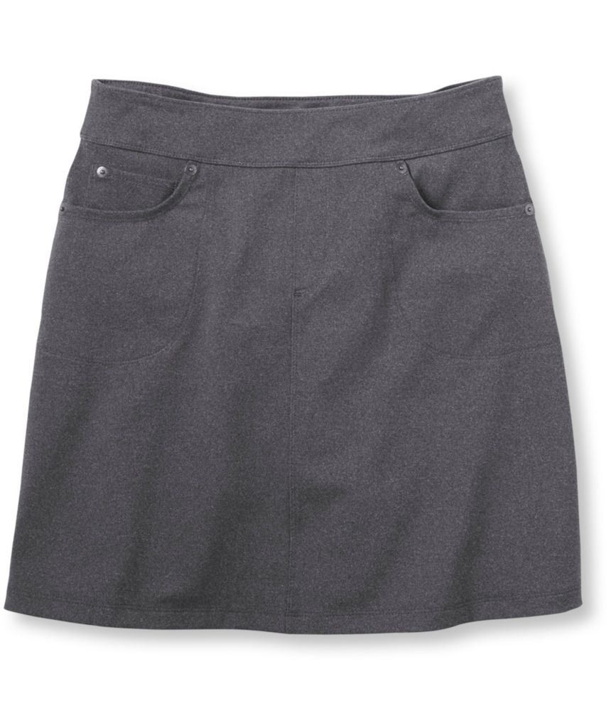 L.L.Bean 5-Pocket Performance Skort