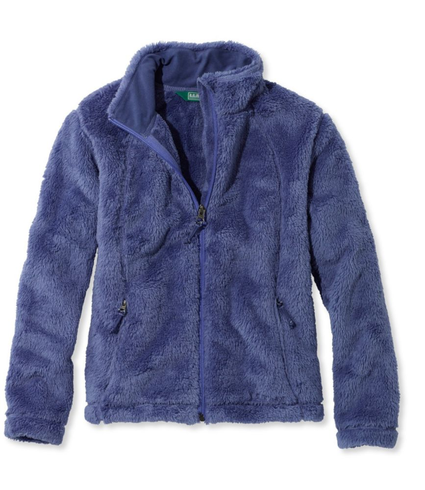 photo: L.L.Bean High-Pile Fleece