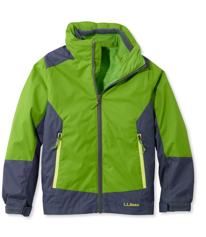 photo: L.L.Bean Boys' Wildcat 3-in-1 Parka