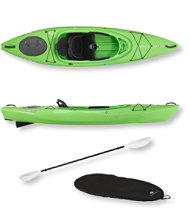 Aspire 105 Kayak Package by Wilderness Systems