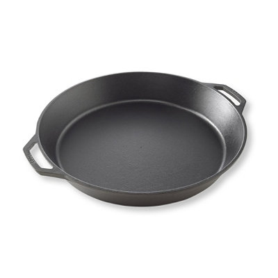 Lodge Cast Iron Skillet, 17""