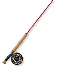 APEX Four-Piece Fly Rod Outfits, 7-9 Wt.