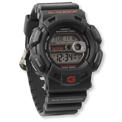 Casio G-Shock Watch Gulfman