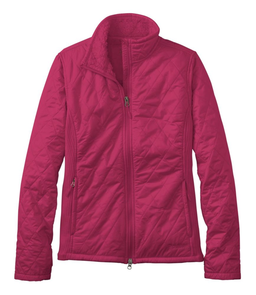 photo: L.L.Bean Fleece-Lined Fitness Workout Jacket