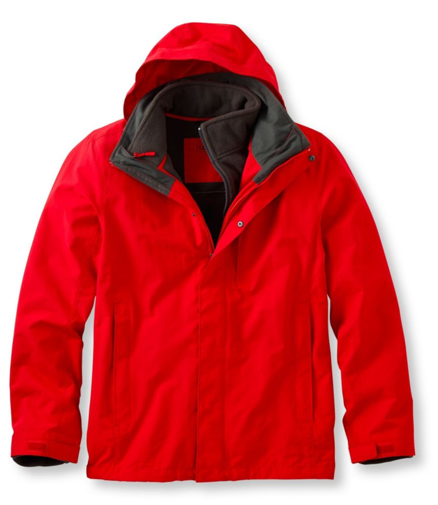 L.L.Bean Storm Chaser 3-in-1 Jacket