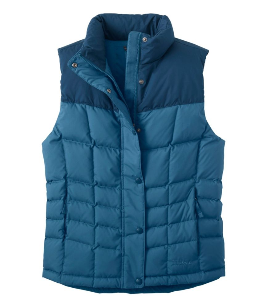 photo: L.L.Bean Women's Trail Model Down Vest