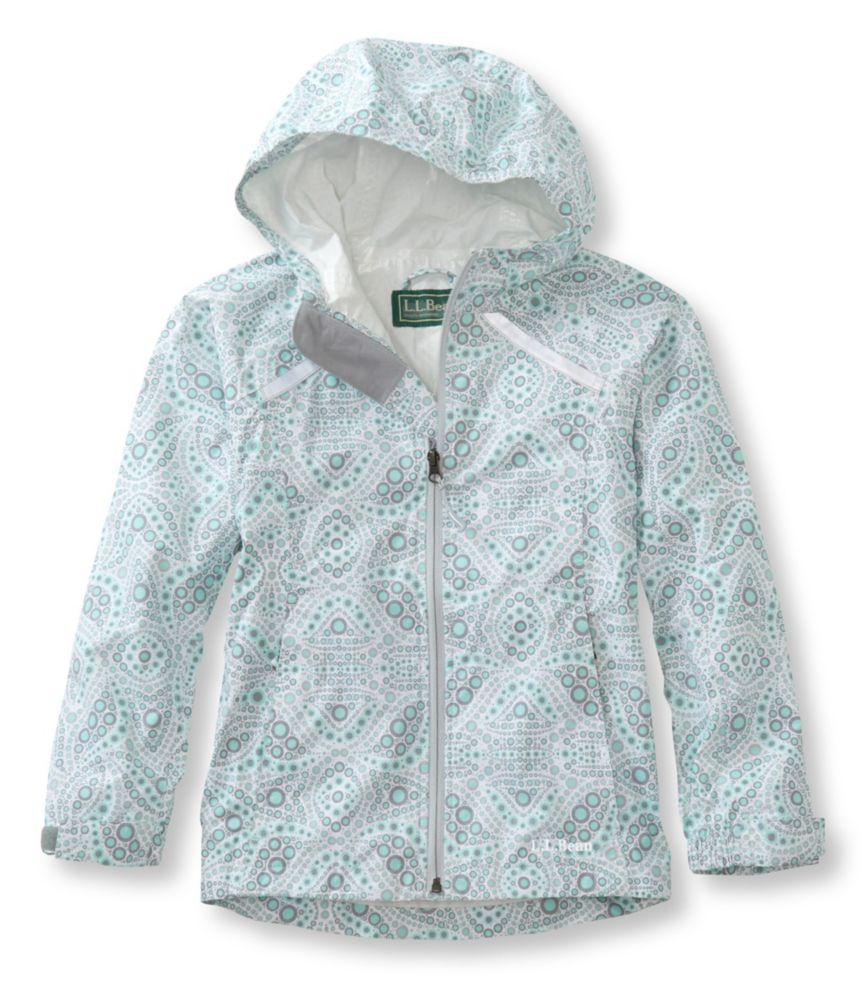 photo: L.L.Bean Kids' Trail Model Rain Jacket