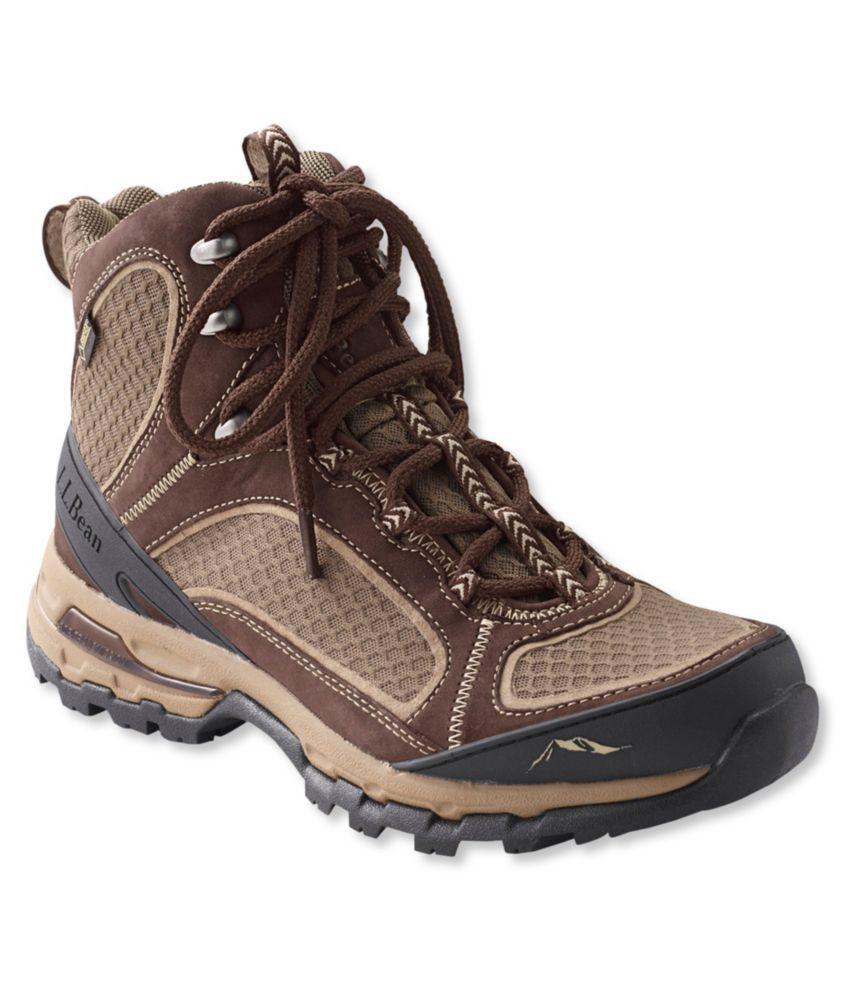 photo: L.L.Bean Women's Gore-Tex Ascender Hiking Boots
