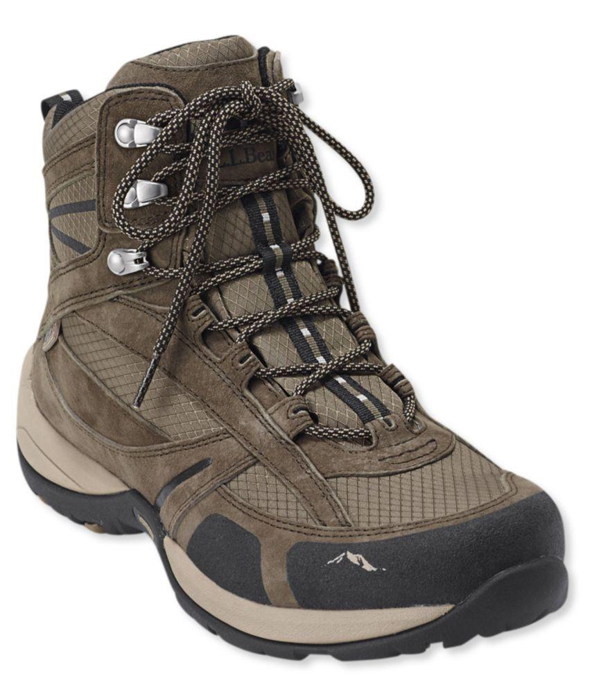 L.L.Bean Waterproof Trail Model Insulated Hiking Boots
