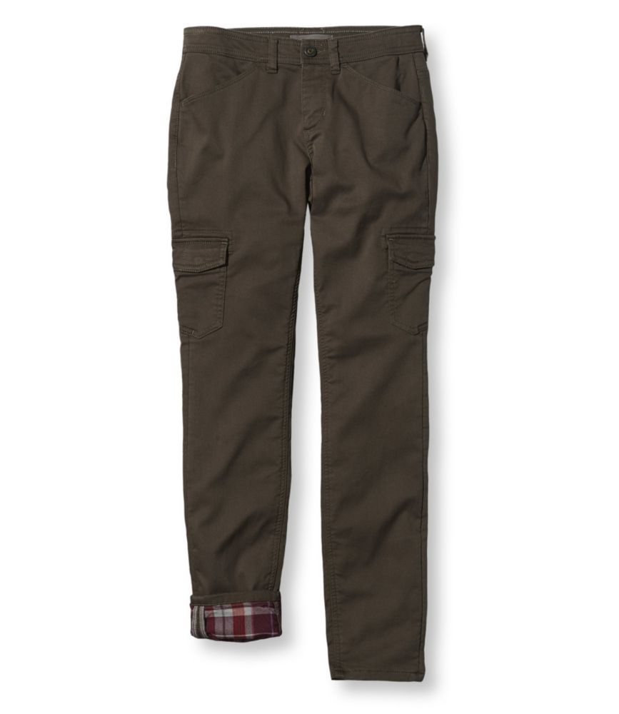 L.L.Bean Performance Lined Stretch Cargo